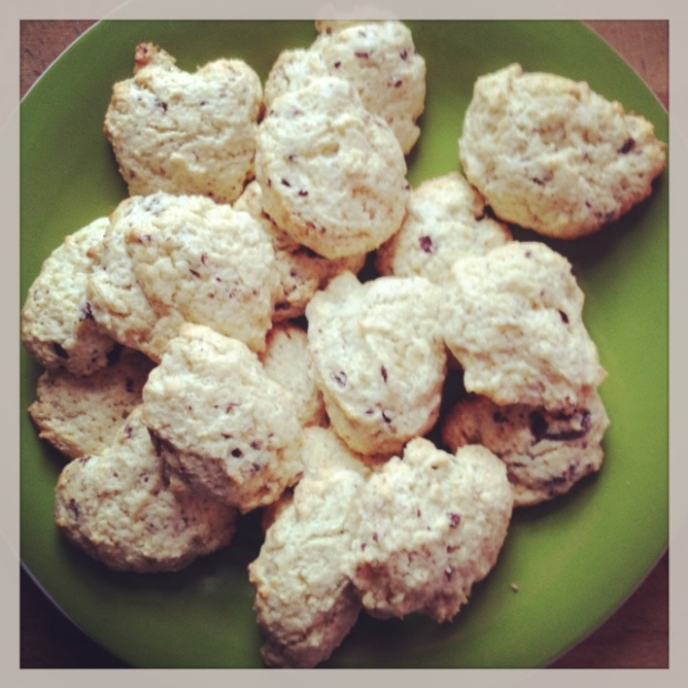 biscuits tendres