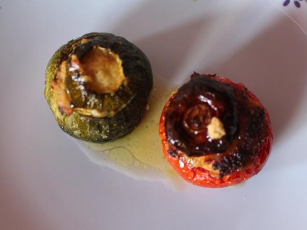 légumes farcies