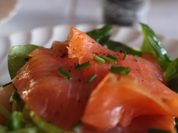 saumon fumé labeyrie
