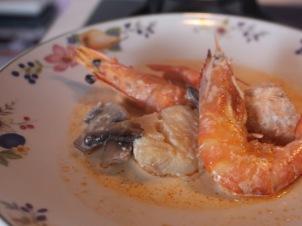 blanquette de poisson