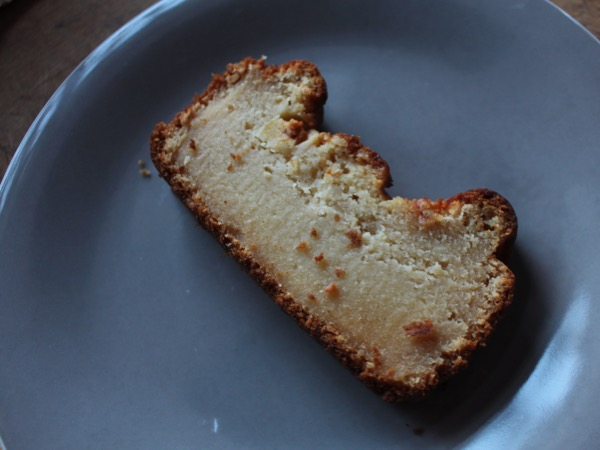 cake compote de pomme