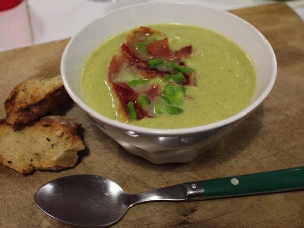 soupe verte