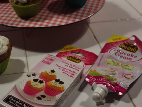 vahiné cupcakes