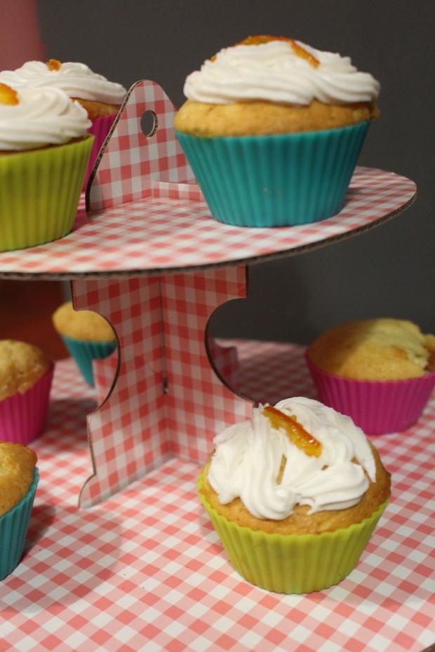 cupcakes à la marmelade