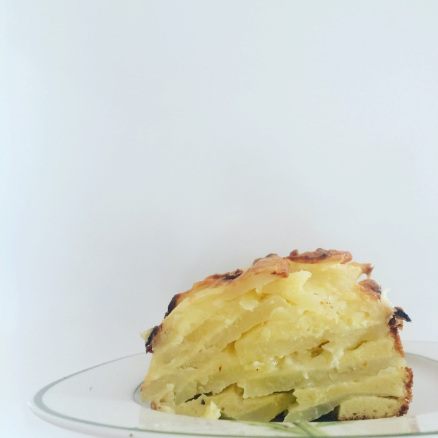 gâteau invisible